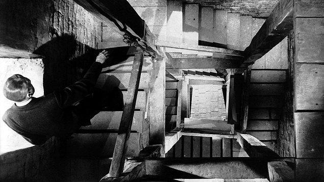 17. Vertigo / Ölüm Korkusu (1958)
