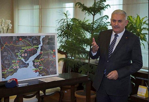 6. Bakanlığı süresince 17 bin 500 km bölünmüş yol inşaatı yapıldı