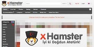 Porno Sitesi xHamster da Boş Geçmedi: Sitesinde 19 Mayıs Kutlama Mesajı Yayınladı