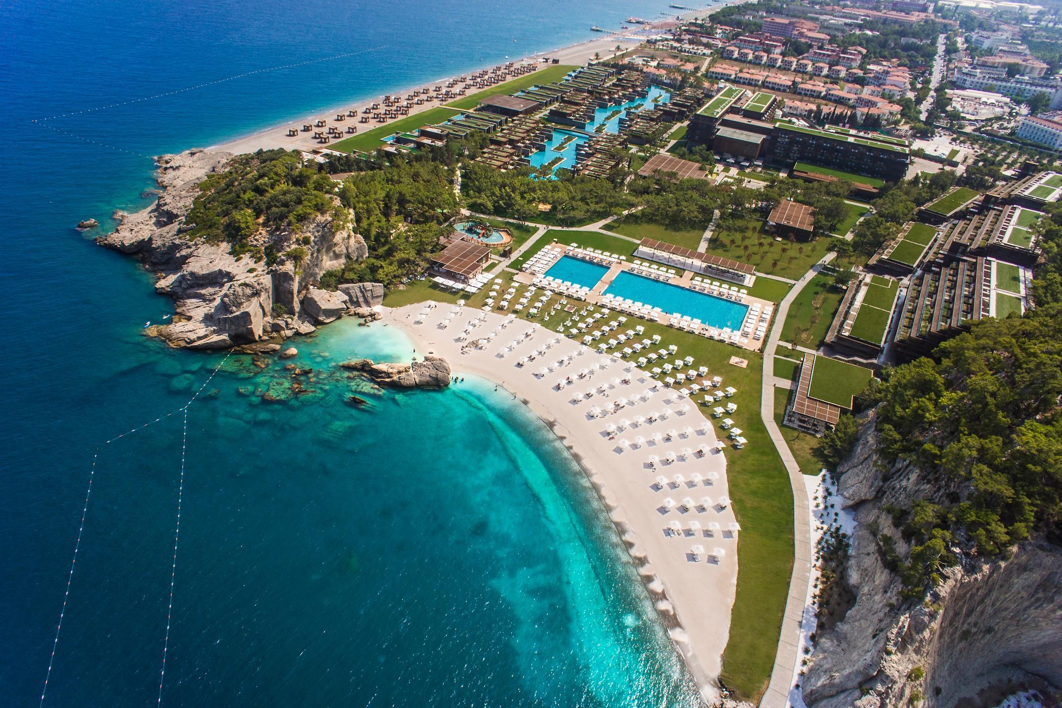 Türkiyedeki ünlü oteller: Turistlerin yorumları