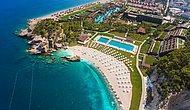 Tripadvisor Tarafından Hazırlanan Türkiye'nin En Beğenilen 15 Lüks Oteli