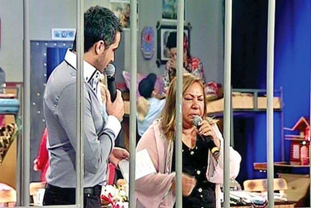 """17. Esaretin Bedeli - """"Flash TV ve Dilber Ay'ın Kadere Mahkumlar programı"""""""
