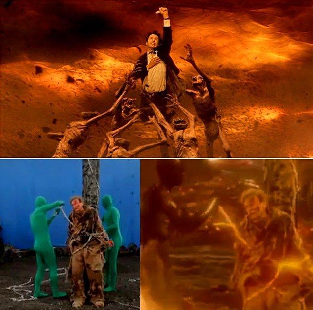 "15. Constantine (2005) - ""STV'nin cehennem efekti"""