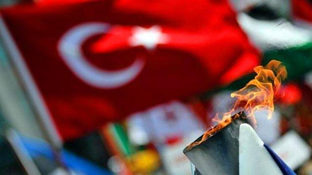 İstanbul'un 2020 Olimpiyat adaylığında yıkım izni çıkmış...