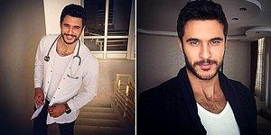 Her Gün Hasta Olup Onun İçin Hastaneye Gitmek İsteyeceğiniz Yakışıklı Doktor: Cahit Dinçer