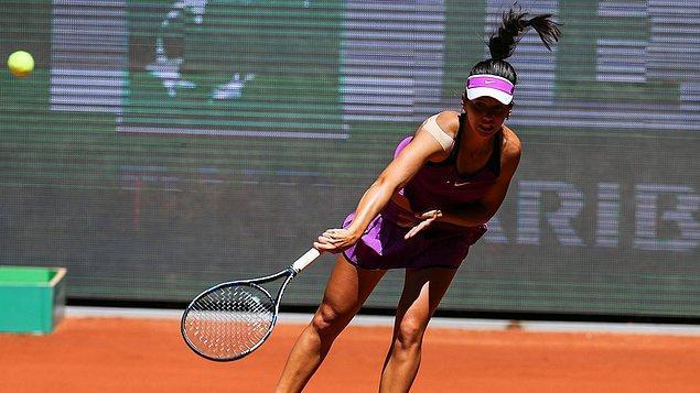 Grand Slam'de ana tablo başarısı yakalayan ikinci kadın tenisçimiz: İpek Soylu