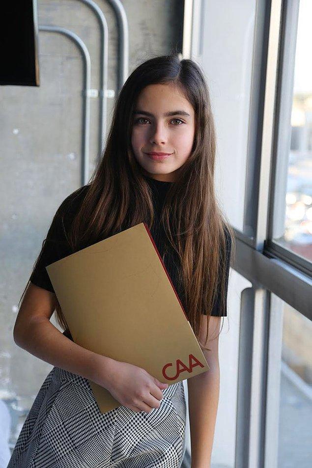 En önemlisi de pek çok Hollywood yıldızının menajerlik ajansı olan CAA (Creative Artists Agency) Güneş Nezihe Şensoy'un menajerlik hizmetlerini yürütmeye başladı.
