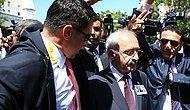 Şehit Cenazesinde Kılıçdaroğlu'na Yumurtalı Protesto...