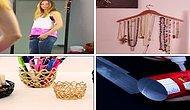 Ufkunuzu Açıp Eşyalarınıza Daha Şık Bir Kullanım Alanı Yaratmanızı Sağlayacak 14 Yaratıcı Fikir