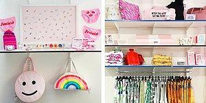 Kızlar Müjde! Dünyanın İlk Regl Temalı Mağazası Açıldı