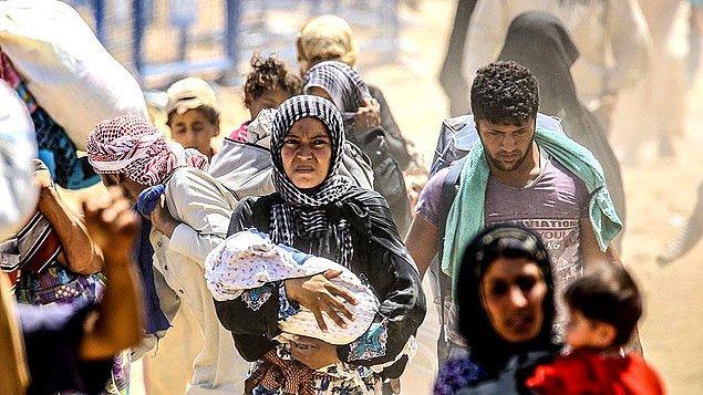 'Türkiye 3 milyondan fazla Suriyeli sığınmacıyı çok cömert şekilde misafir ediyor'