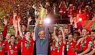 Guardiola Kupayla Veda Etti! Almanya Kupası Bayern Münih'in!