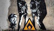 Sizi Graffiti Sanatına Hayran Bırakacak 25 Eşsiz Örnek