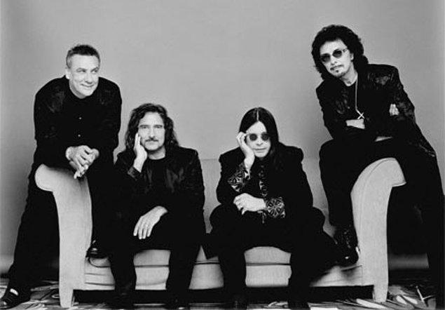 5. Black Sabbath