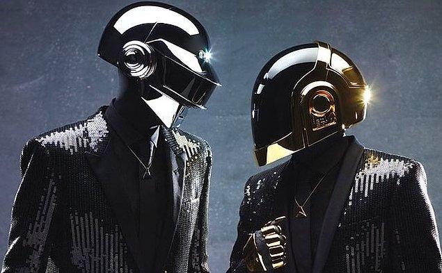 8. Daft Punk