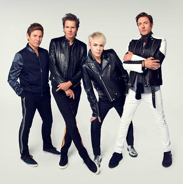 11. Duran Duran