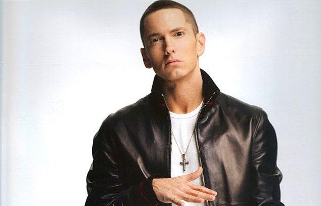 12. Eminem