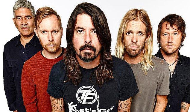 14. Foo Fighters