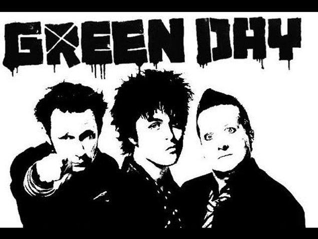 15. Green Day
