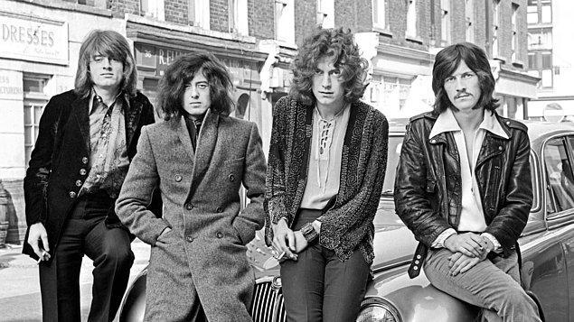 17. Led Zeppelin