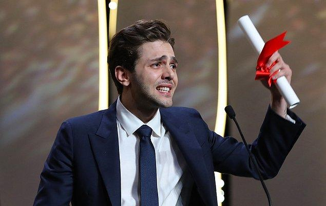 Jüri Büyük Ödülü 'Juste la Fin du Monde' ile Xavier Dolan'a