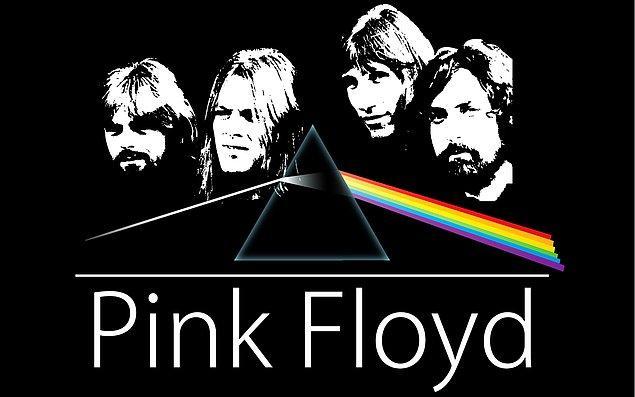 20. Pink Floyd