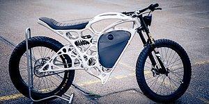 Airbus напечатал на 3D-принтере электромотоцикл