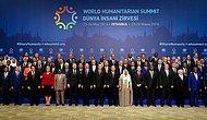 BM İnsani Yardım Zirvesi İstanbul'da Başladı