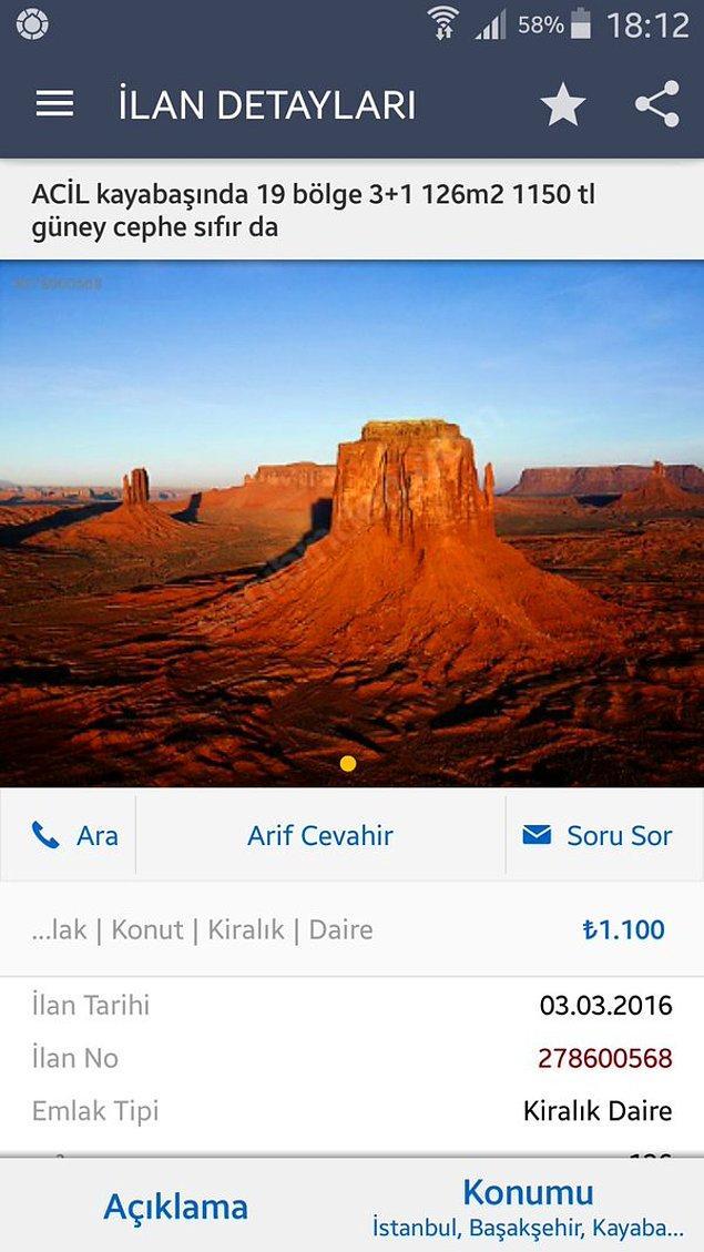 9. Grand Canyon'da