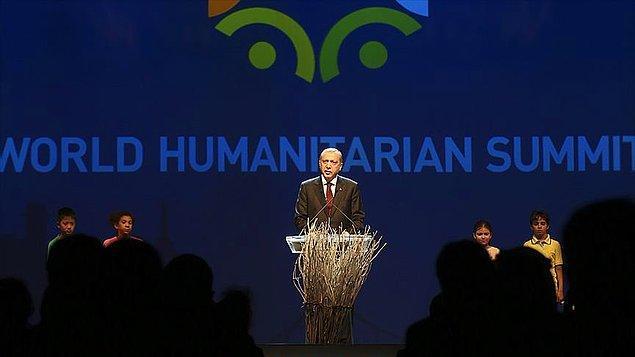 'Kapımızı hiç bir zaman insanlara, insanlığa kapamayacağız'