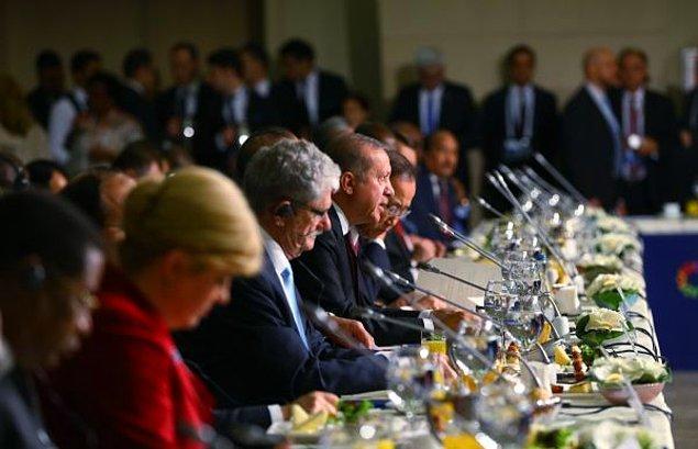 'İnsanlığın kaderini, 5 ülkenin siyasi çıkarlarına mahkum etmek...'