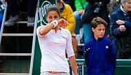 Roland Garros'ta 2. Tura Yükselen Çağla Büyükakçay Bir İlke Daha İmza Attı