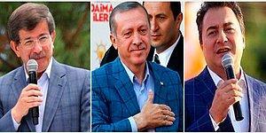 Bu Cekette Bir Keramet Var! Ekose Ceketiyle Potansiyel Bir Başbakan Adayı Olan 18 Kişi