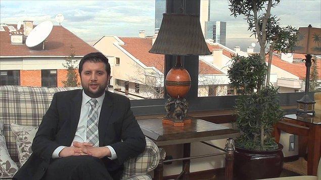 25. Selim Akın - Akfen Altyapı Danışmanlık A.Ş. CEO'su