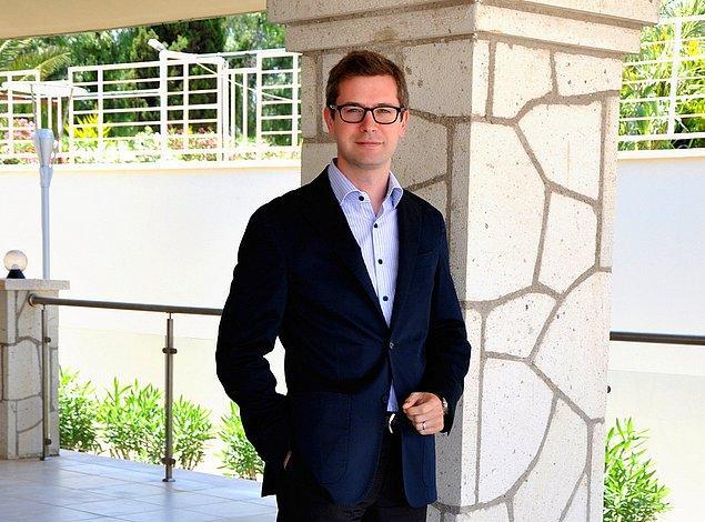 Cihan Elbirlik - İnci GS Yuasa İcra Kurulu Başkanı