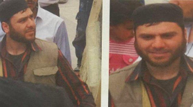 Başına 4 milyon TL ödül konulan IŞİD'li üzerindeki bombayı patlatmıştı