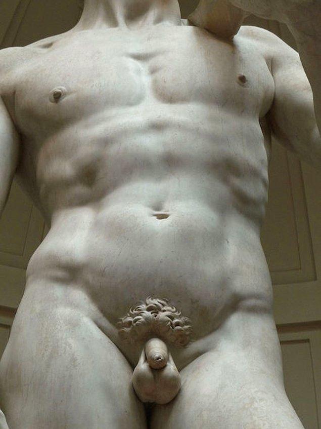 """""""Neden tüm antik heykellerdeki penisler küçük?"""""""