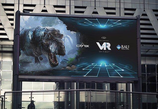 9. Reotek ve VR FIRST eşliğinde sanal gerçekliğin sınırlarını zorlayabileceğin tek fuar.