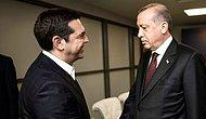 Erdoğan'dan Çipras'a Güldüren Kravat Sorusu: 'Where is Kravat?'