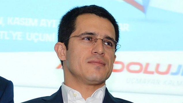 6. İbrahim Doğan - Anadolu Jet Genel Müdürü