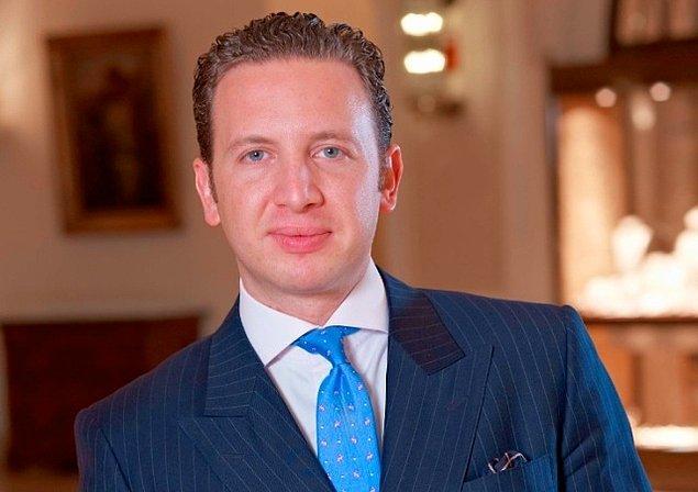 5. Batu Aksoy - Aksoy Holding CEO'su