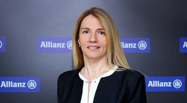 2. Aylin Somersan Coqui - Allianz Türkiye CEO'su