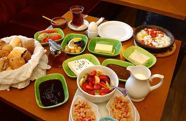 10. Daha iyi bir kahvaltı için fırsat!