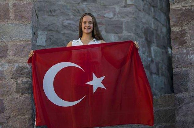 2016 Rio Olimpiyatları'nda yarışması için IOC'den beklenen 'özel izin' de çıktı. Umarız ki Türkiye'yi başarıyla temsil eder. 👊