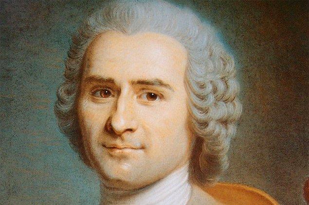 """6. Jean-Jacques Rousseau """"Emile ya da Çocuk Eğitimi Üzerine"""" diye bir kitap yazmış ancak kendi çocuklarını terk etmişti."""