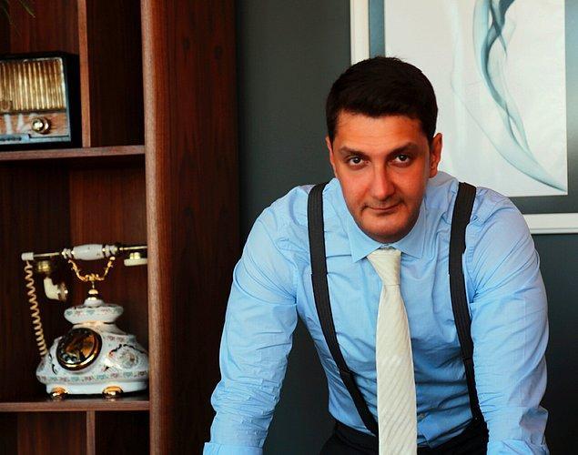 15. Onur Şekerlisoy - Şekerlisoy Grubu CEO'su