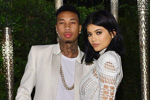 Kylie Jenner ve Tyga 2 yıldır çalkantılı bir ilişki yaşıyordu.
