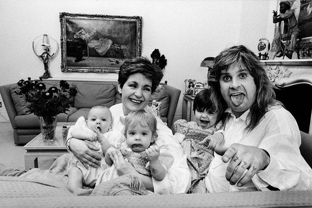 Çiftin bu evliliklerinden Aimee, Kelly ve Jack isimli üç çocukları oldu.