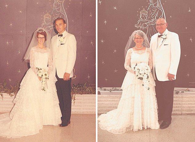 10. 45 sene sonra değişen tek şey dış görünüş!