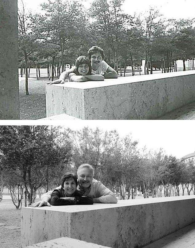 13. 32 yıl sonra aynı aşk, aynı heyecan!